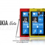 Nokia Note Phablet Has a Very Interesting Music Player Integrated