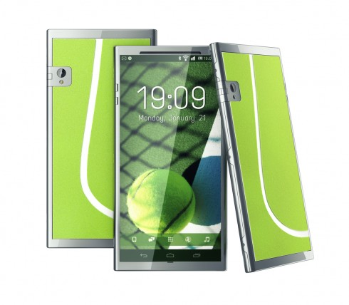 Scarlat Buzilan Phown Smartphone Concept Made by a Romanian Team (Video)