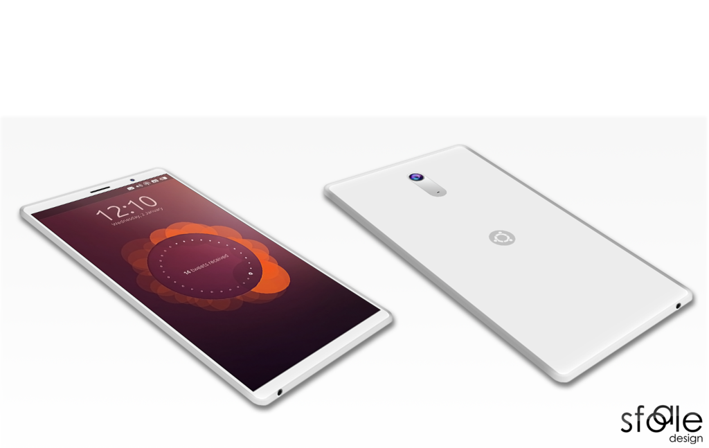 UPhone Ubuntu Phone concept is Very Simple and Charming ...