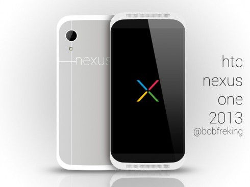 HTC Nexus One 2013 is a Return to the Roots of the Nexus Series