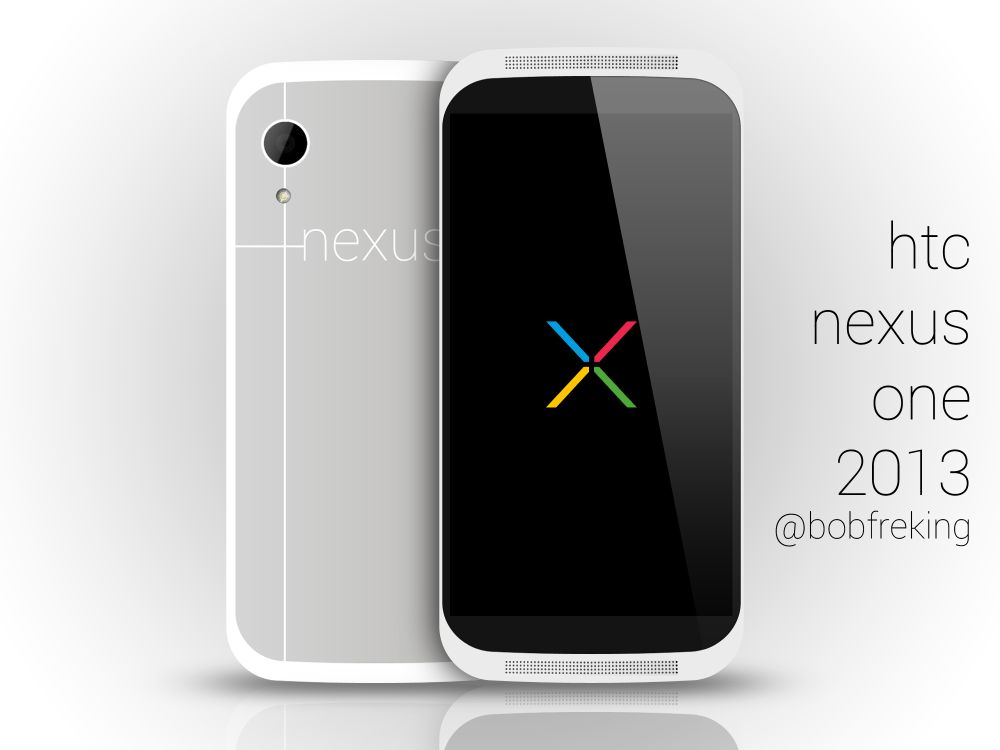 HTC Nexus One 2013 is a Return to the Roots of the Nexus ...