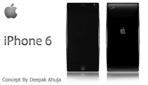 Apple iPhone 6 by Deepak Ahuja is a 4.8 inch Smartphone