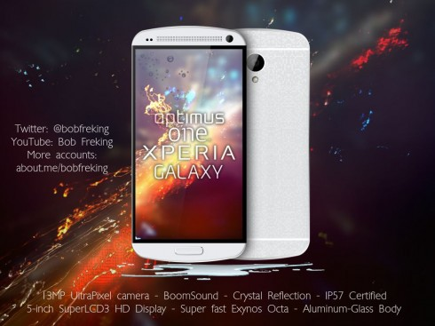 The Ultimate Superphone: Optimus One Xperia Galaxy Phone