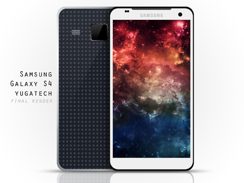 Samsung Galaxy S4 Gets New Render, Teaser and AnTuTu Benchmark (Video)