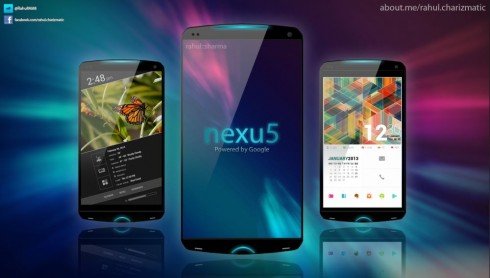 Google Nexus 5 Phone Uses Snapdragon 800 CPU, Runs Android Key Lime Pie