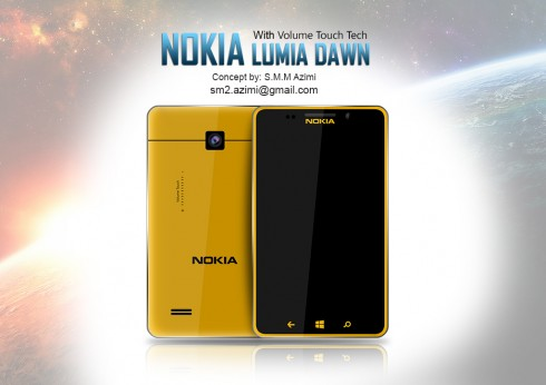 Nokia lumia dawn 1