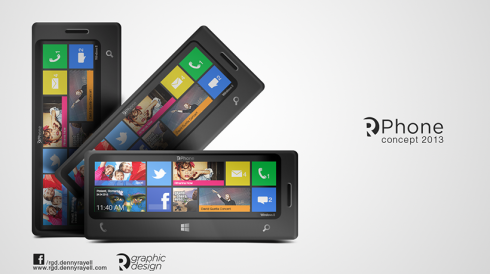 RPhone Design Adopts an Original Format, May Bring Back Pagers