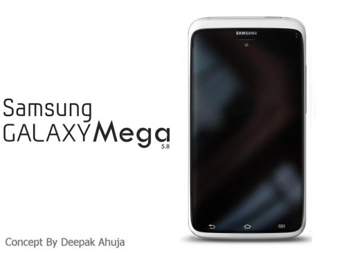 Samsung Galaxy Mega 5.8 Render Versus Real Thing; Which is Better?