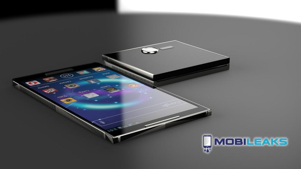 S Galaxy S5 Concept
