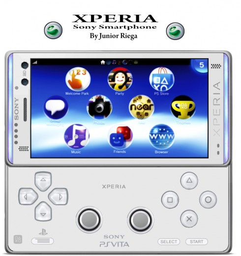 Sony Xperia Ultra is a Sort of Xperia Play 2 Design