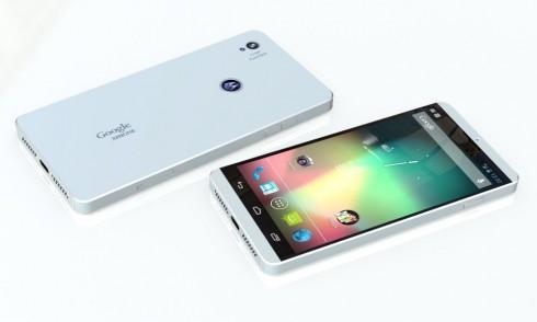 Google X Phone Concept Design by Jason Chen