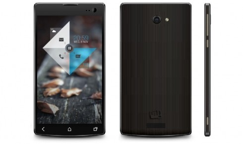 Micromax Canvas M1 is a High End Smartphone, Only 6 Mm Thin