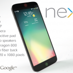 Motorola Nexus Plus Handset Concept is a Google Nexus Phone for the Masses