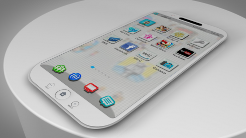Nintendo Smartphone Concept Looks Appealing, Better Than Wii U (Video)