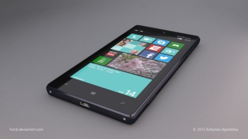 Nokia Lumia 830 is a Windows Phone 8 Device With Snapdragon 600  CPU
