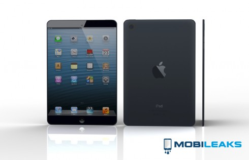 iPad Mini 2 Render and Some Specs Come From Holland