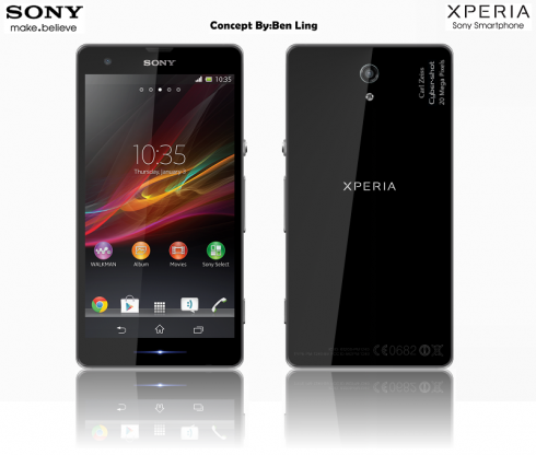 Sony Xperia i1 Concept Brings us to the One Sony Honami Experience