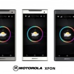 Motorola XFON Mockup Includes the Leaked Specs of the Google X Phone