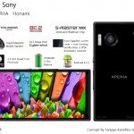 Sony Xperia Honami is All About the One Sony Concept