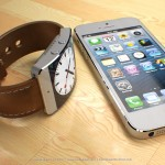 iWatch Renderings With Curved Glass, in Martin Hajeks Vision