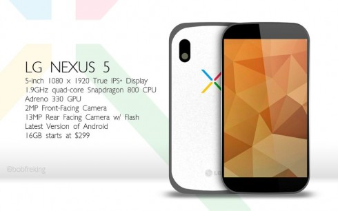 Bob Freking Introduces: The New Nexus Family   Nexus 5, Nexus 11 and Nexus 8