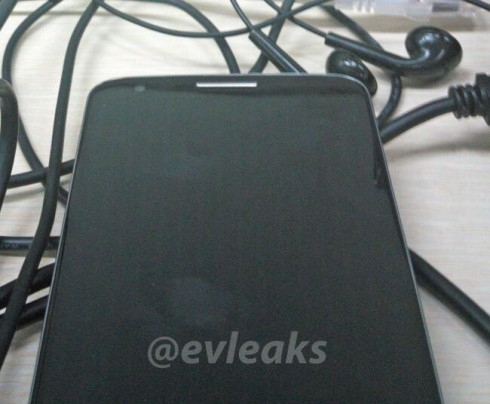 LG Optimus G2 Gets Evleaked!