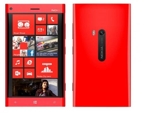 Nokia Lumia 901 Render Brings New Facade