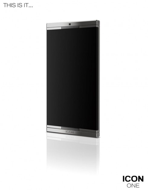 Icon One smartphone concept