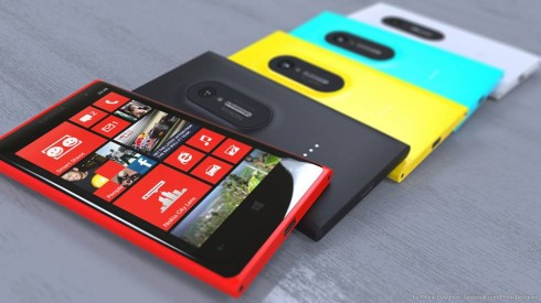 Nokia EOS Gets Re Rendered After Designer is Not Happy With Real  Design