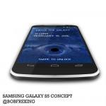Samsung Galaxy S5 By Bob Freking is Ready! Aluminum Back, 64 GPU Cores (Video)