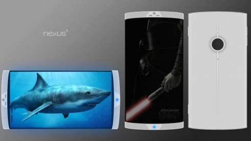 New Nexus 5 Concept Created by Andreas Lossau Features Snapdragon  800 CPU