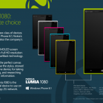 Nokia Lumia 1080 Mockup Runs Windows Phone 8.1 Concept