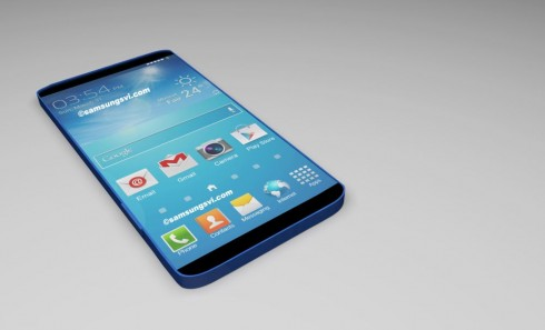 3 Renders of the Samsung Galaxy S6, With Google Play Edition Key Lime Pie Included!