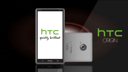 HTC Origin Render is Accompanied by Specs, Designed by Sting Ray Vintral