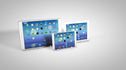3D iPad Pro Concept Render by T3; Apples Future Big Screen Tablet? (Video)