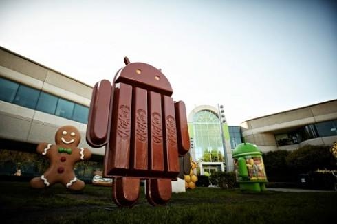 Nexus 5 Prototype Leaked in Android 4.4 KitKat Video