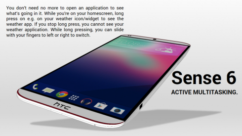 HTC One Ultra concept 1