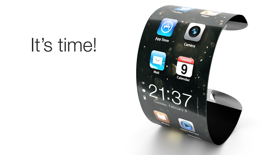 Apple Concept Phones Apple Iwatch Concept Out