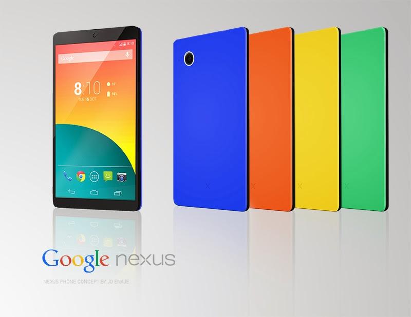 Jo Enaje Designed a New Nexus 5, We Call it the Nexus 6 ...