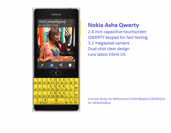 ... Integrates a Keyboard Into the Lovely Experience : Concept Phones