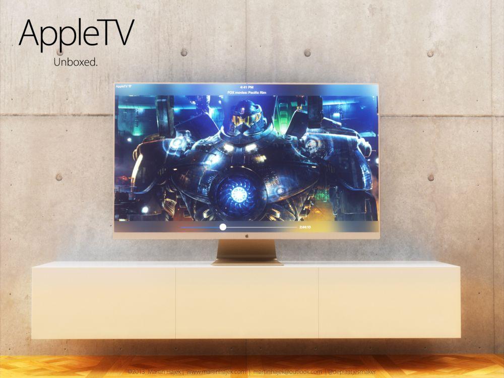 Apple tv Concepts Apple tv Itv Concept 1