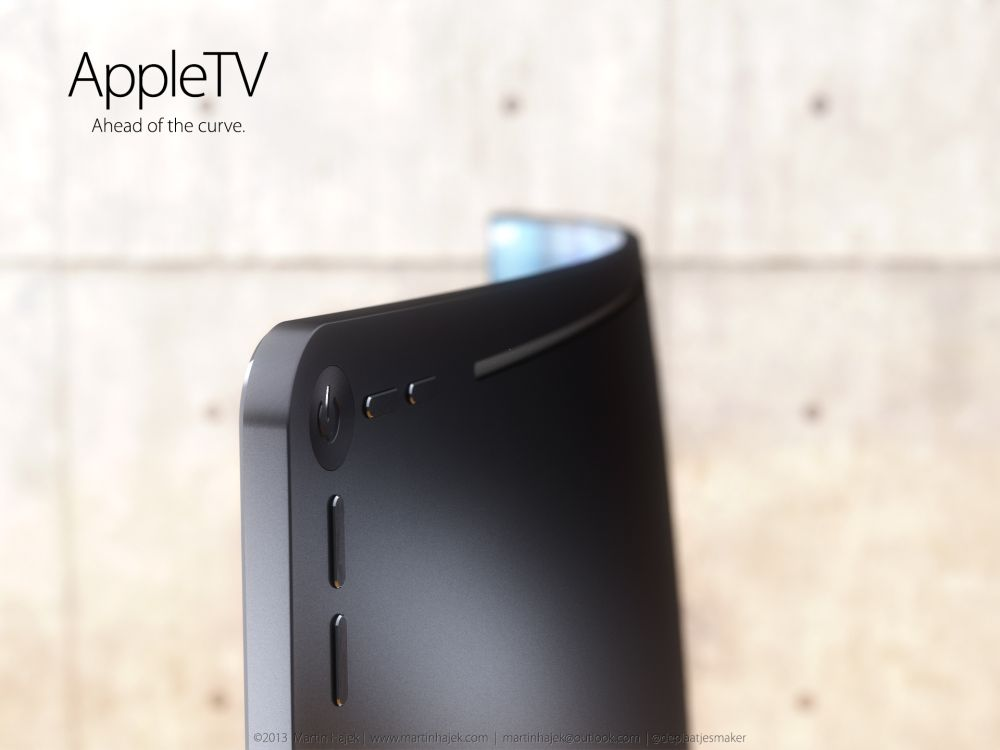 Apple Concept Phones Apple tv Itv Concept 6