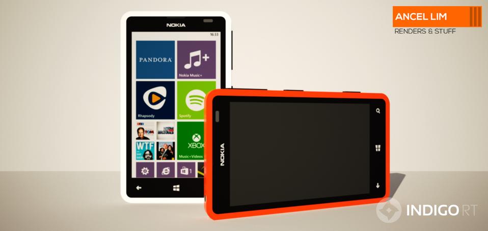 Nokia Lumia 1625 Nokia Lumia 420 Concept 3