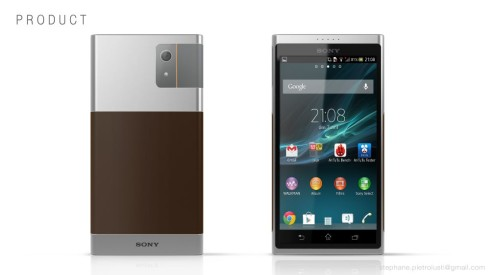 Sony Smartphone Design Leaves Xperia Behind, Tries Something New for a Change