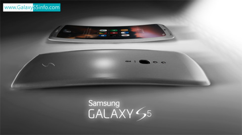 Samsung Galaxy S5 Concept Features 64 Bit Cpu 2k Flexi