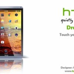 HTC Dream 8 inch Tablet May Push HTC Into the Future
