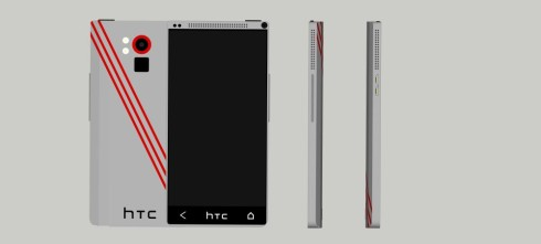 HTC One 2/ HTC M8 New Render is a Blocky Rectangle