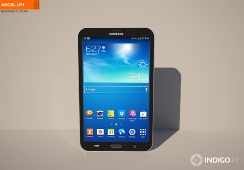 Samsung Galaxy Note 8.0 2014 edition 2