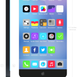 5 inch iPhone 6 Features Edge to Edge Screen, iTouch Gestures