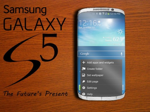 Galaxy S5 Sketch is All Screen, No Home Button
